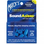 70060 SoundAsleep Foam Ear Plugs (12 pairs)