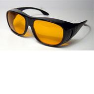 87010 Slumber Shades (Zzz Glasses) Fitover